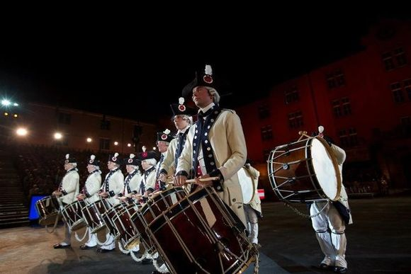 Photos from Basel Tattoo